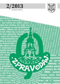 Zpravodaj 2 / 2013