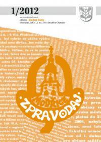 Zpravodaj 01 / 2012