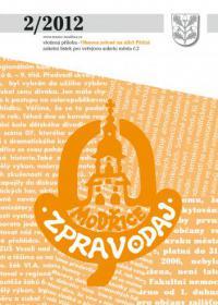 Zpravodaj 02 / 2012